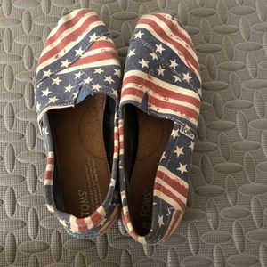 Fourth of July Toms